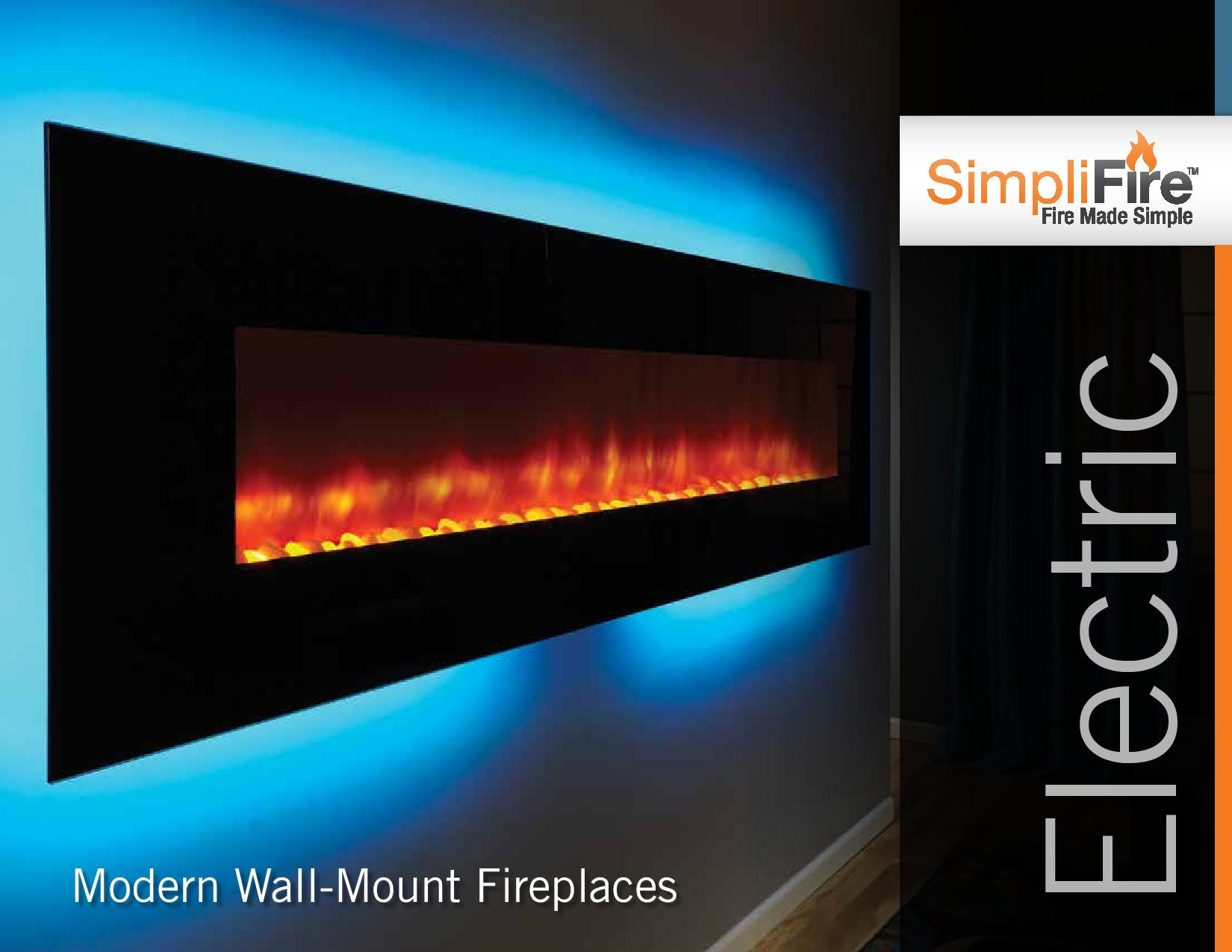 SimpliFire Wall Mount - Brochure-page-001