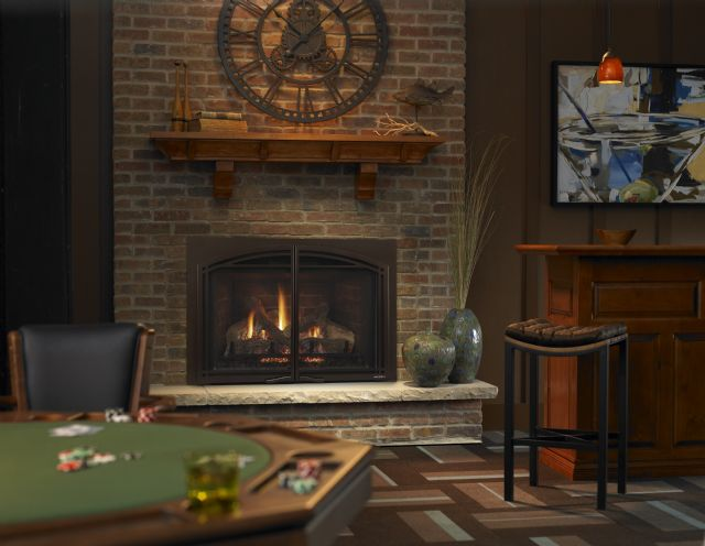 Heat Glo Escape I35 Direct Vent Fireplace Insert